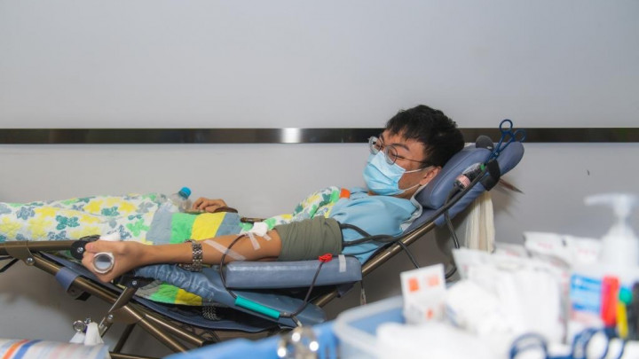建造業捐血日2020 - 香港建造學院上水院校-030