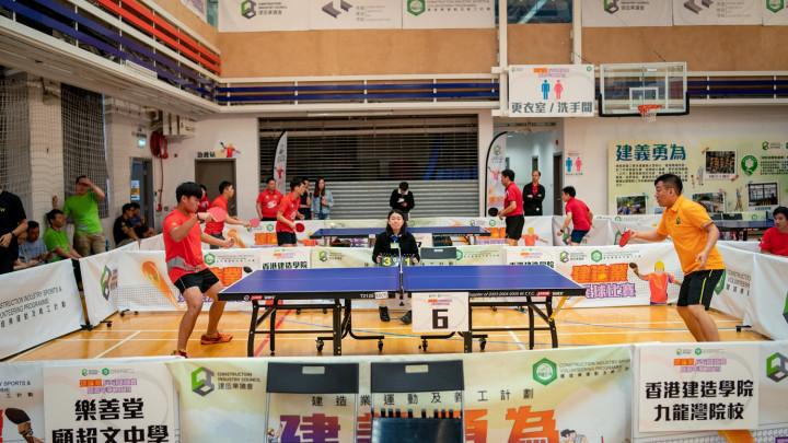 建造業乒乓球比賽暨嘉年華2019-賽事重溫-330