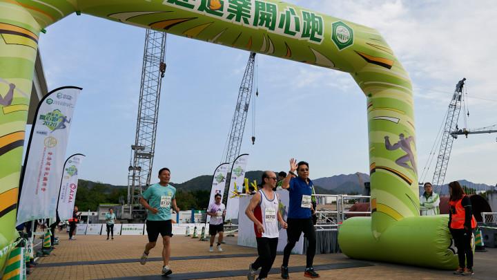 建造業開心跑暨嘉年華2020 - 10公里賽及3公里開心跑-094