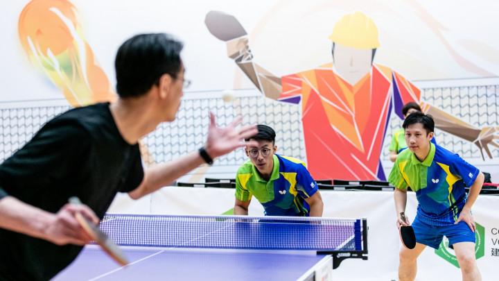 建造業乒乓球比賽暨嘉年華2019-賽事重溫-140