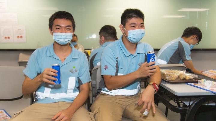 建造業捐血日2020 - 香港建造學院上水院校-033