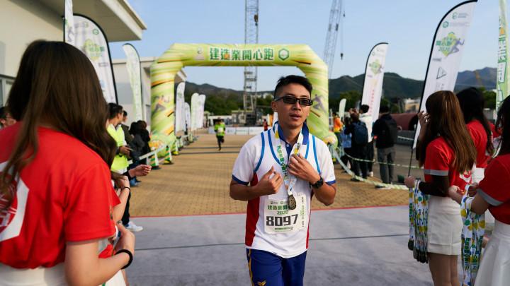 建造業開心跑暨嘉年華2020 - 10公里賽及3公里開心跑-081