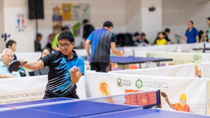 建造業乒乓球比賽暨嘉年華2019-賽事重溫-160