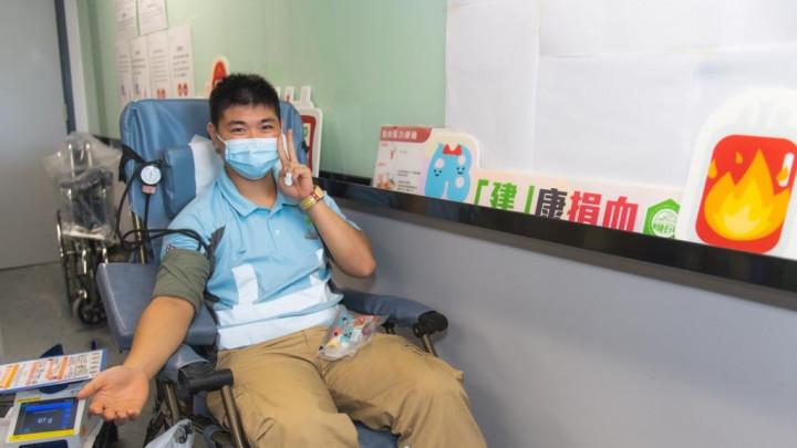 建造業捐血日2020 - 香港建造學院上水院校-047