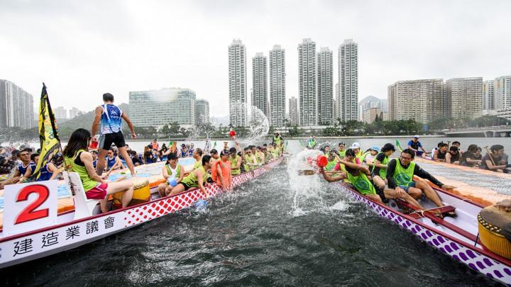 建造業議會魯班盃龍舟競賽2019點睛儀式-049