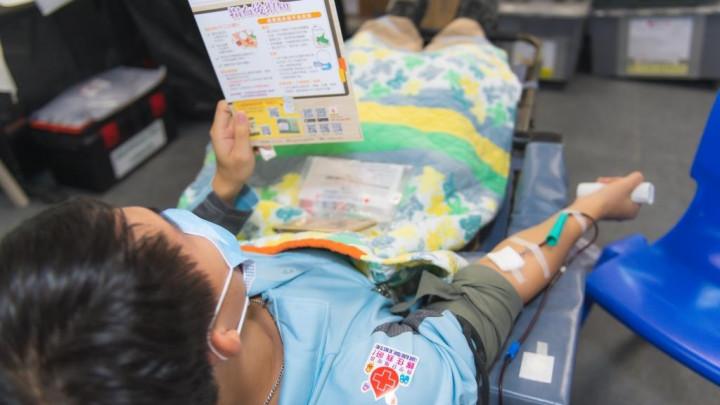 建造業捐血日2020 - 香港建造學院上水院校-025