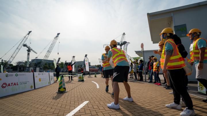 建造業開心跑暨嘉年華2020 - 突出隊形接力跑-006