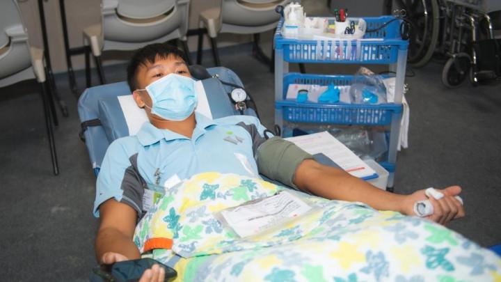 建造業捐血日2020 - 香港建造學院上水院校-023