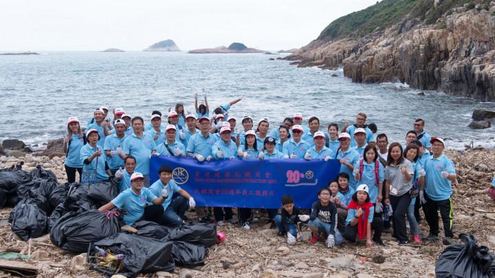 香港建築扎鐵商會20周年義工服務日-049