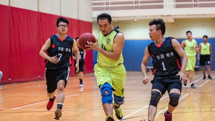建造業議會籃球邀請賽2019決賽-115