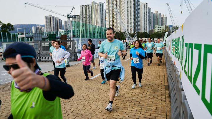建造業開心跑暨嘉年華2020 - 10公里賽及3公里開心跑-050