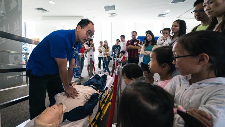 「消防及救護教育中心暨博物館」參觀-055