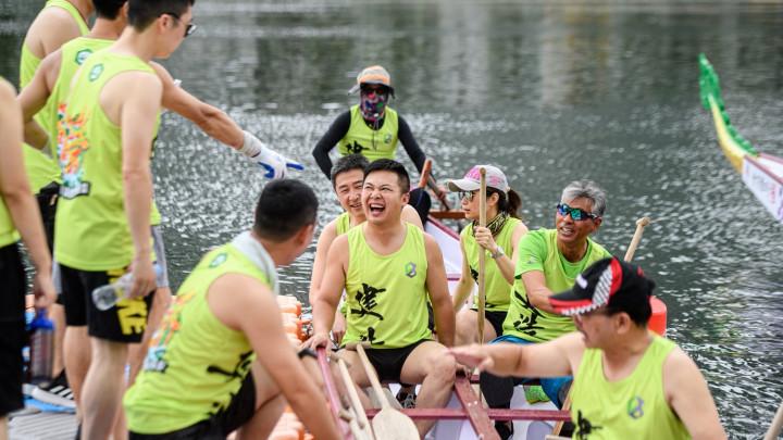 建造業議會魯班盃龍舟競賽2019點睛儀式-004