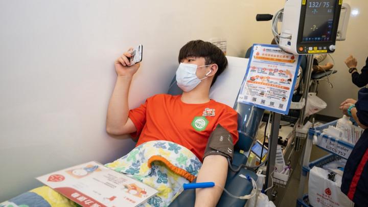 建造業捐血日2020 - 建造業零碳天地-019