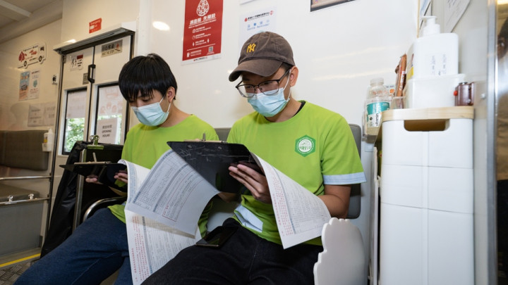建造業捐血日2020 - 建造業零碳天地-017