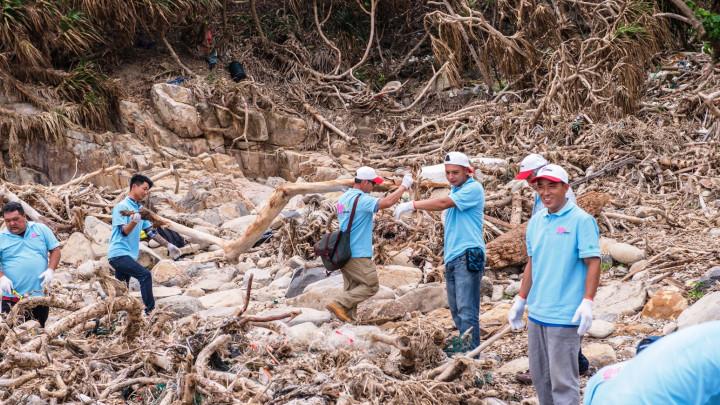 香港建築扎鐵商會20周年義工服務日-038