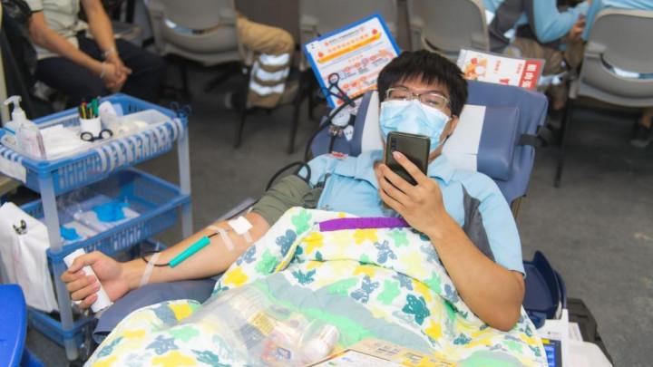 建造業捐血日2020 - 香港建造學院上水院校-040