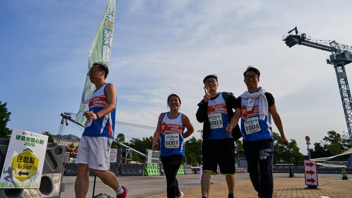 建造業開心跑暨嘉年華2020 - 10公里賽及3公里開心跑-129