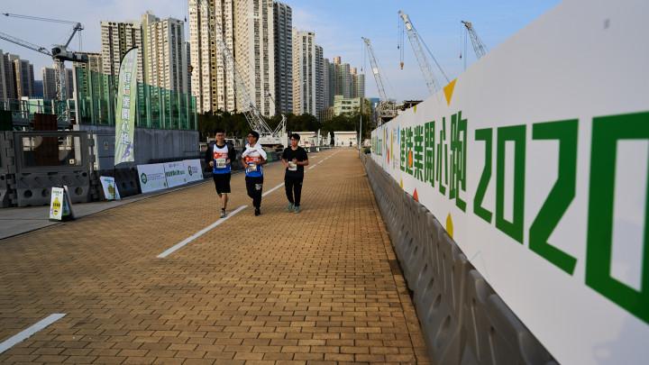建造業開心跑暨嘉年華2020 - 10公里賽及3公里開心跑-043
