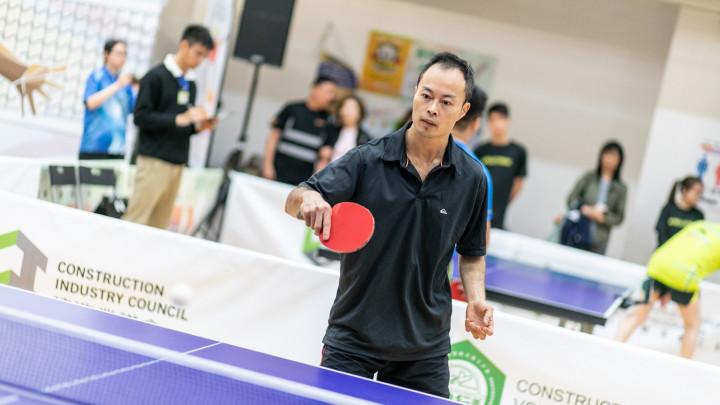 建造業乒乓球比賽暨嘉年華2019-賽事重溫-190