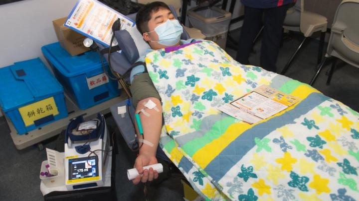 建造業捐血日2020 - 香港建造學院上水院校-059