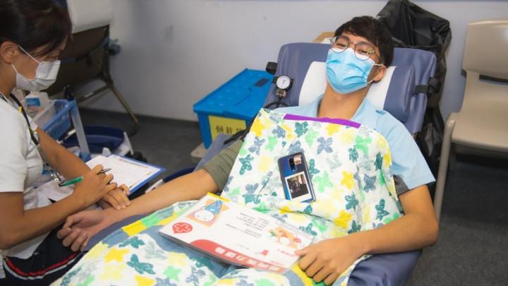 建造業捐血日2020 - 香港建造學院上水院校-049