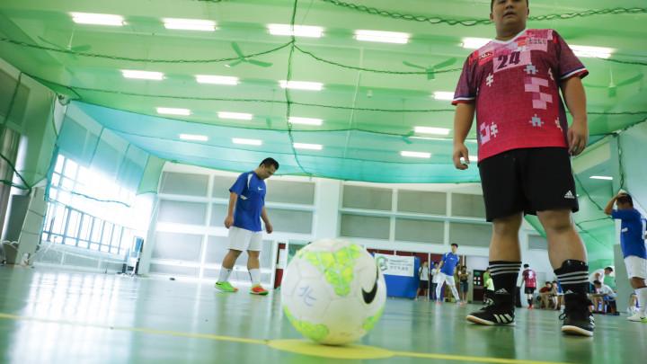 2017 建造業議會5人足球邀請賽