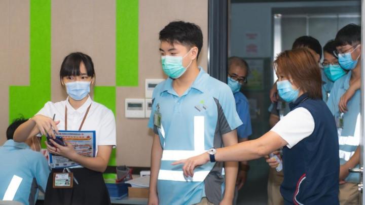 建造業捐血日2020 - 香港建造學院上水院校-014