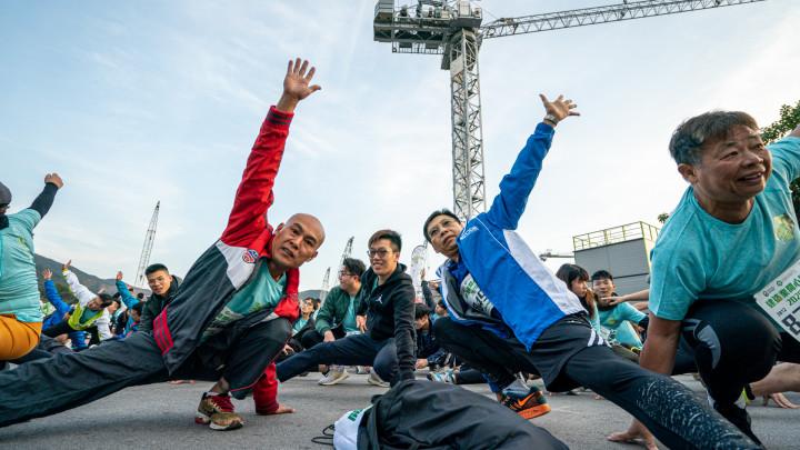 建造業開心跑暨嘉年華2020 - 舞台表演-007