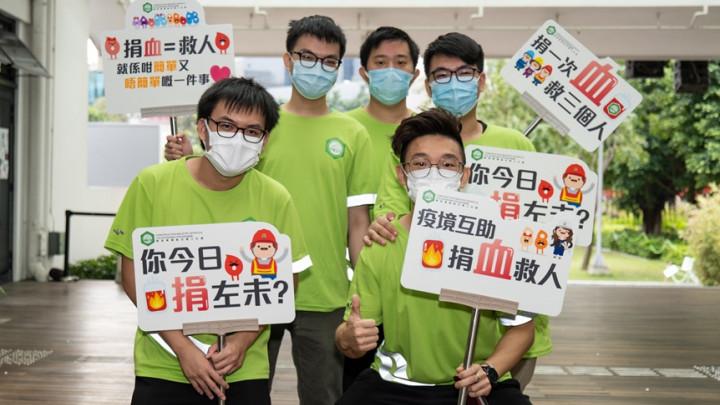 建造業捐血日2020 - 建造業零碳天地-008