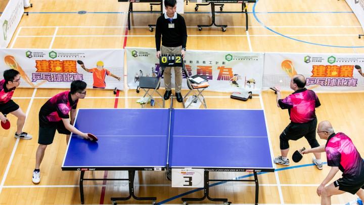 建造業乒乓球比賽暨嘉年華2019-賽事重溫-133