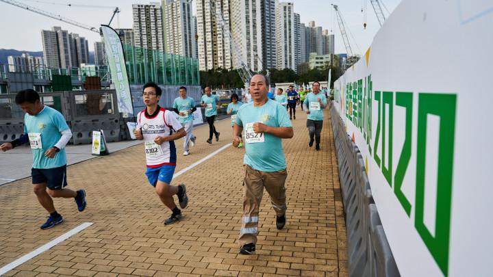 建造業開心跑暨嘉年華2020 - 10公里賽及3公里開心跑-048