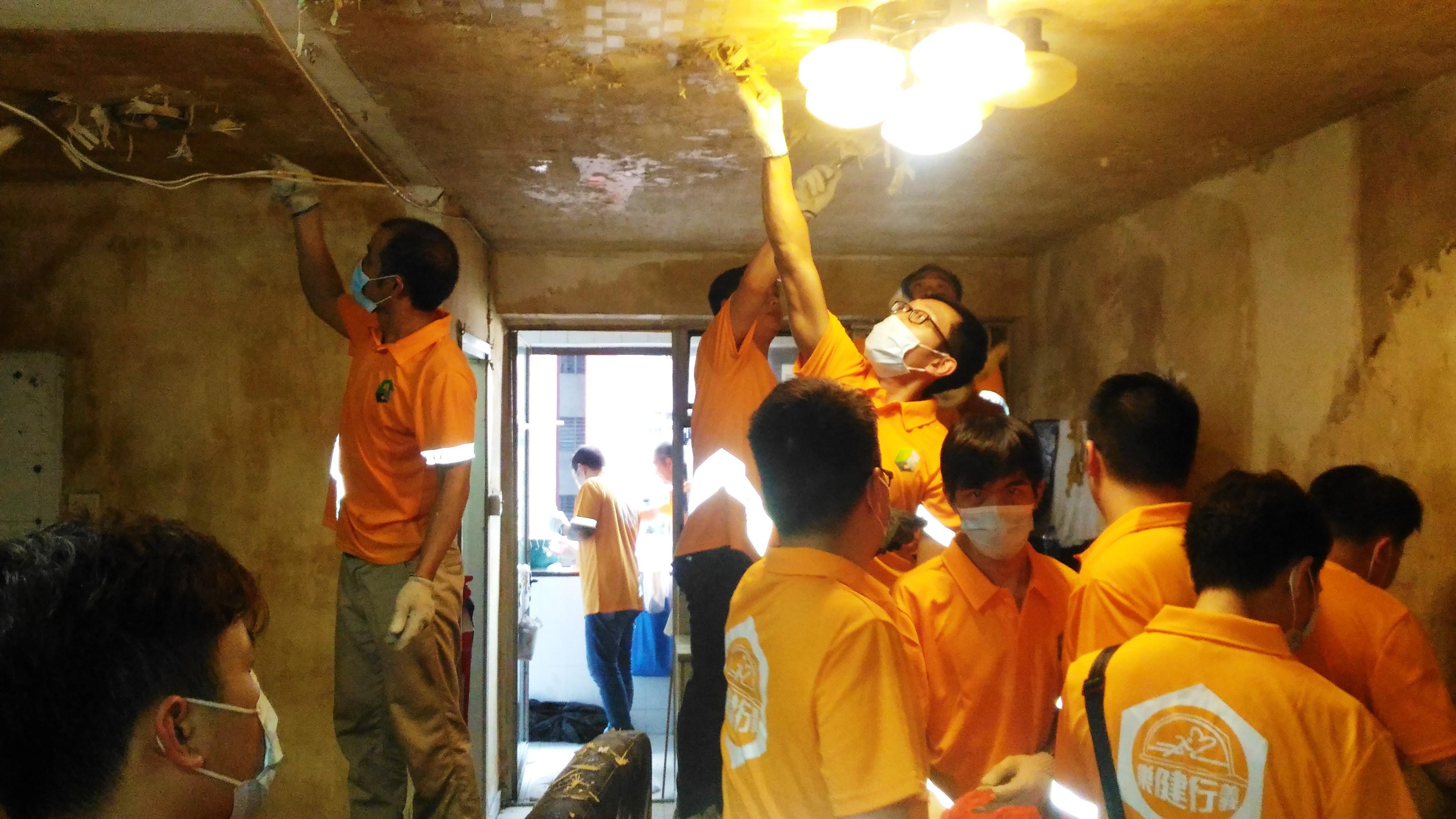 魯班服務日2019—家具搬運及家居維修