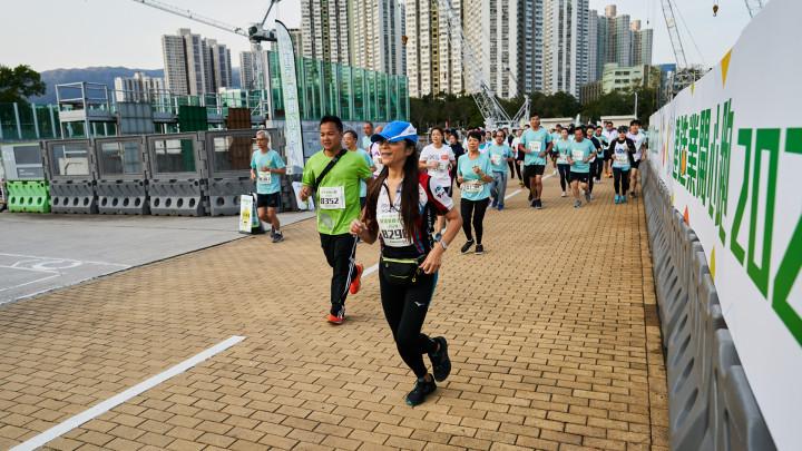 建造業開心跑暨嘉年華2020 - 10公里賽及3公里開心跑-054