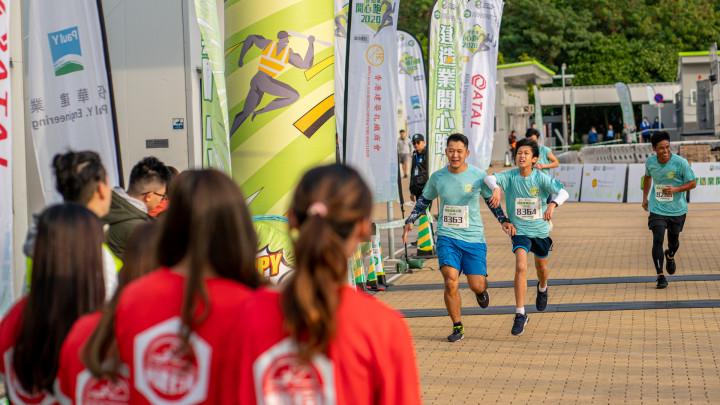 建造業開心跑暨嘉年華2020 - 10公里賽及3公里開心跑-014