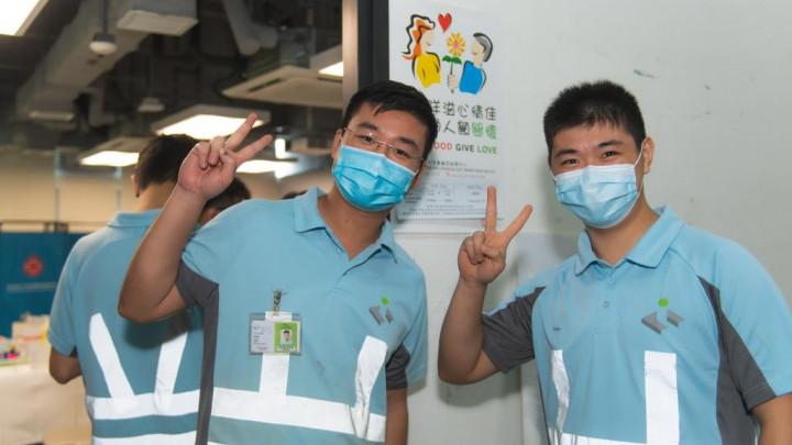 建造業捐血日2020 - 香港建造學院上水院校-003
