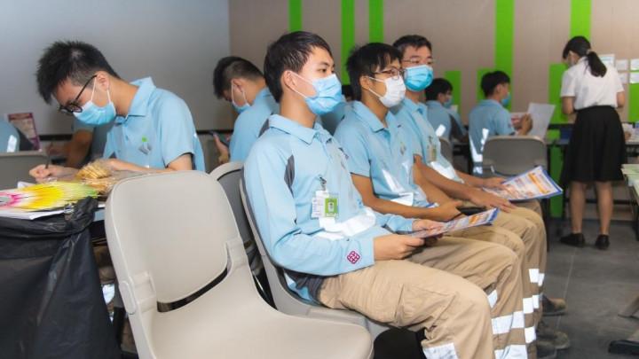 建造業捐血日2020 - 香港建造學院上水院校-015