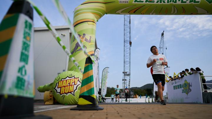 建造業開心跑暨嘉年華2020 - 10公里賽及3公里開心跑-087