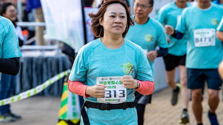建造業開心跑暨嘉年華2020 - 10公里賽及3公里開心跑-144