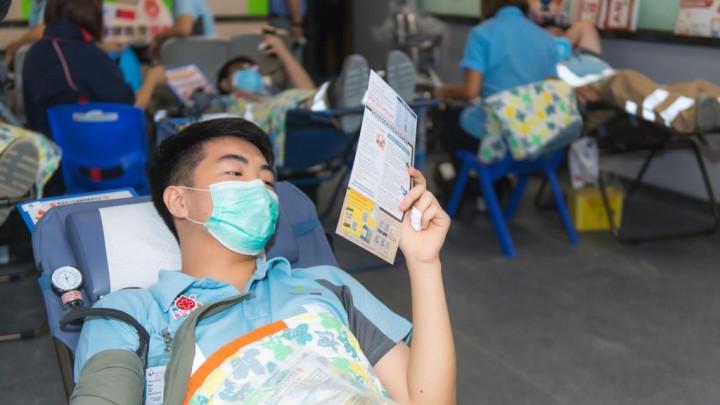 建造業捐血日2020 - 香港建造學院上水院校-045