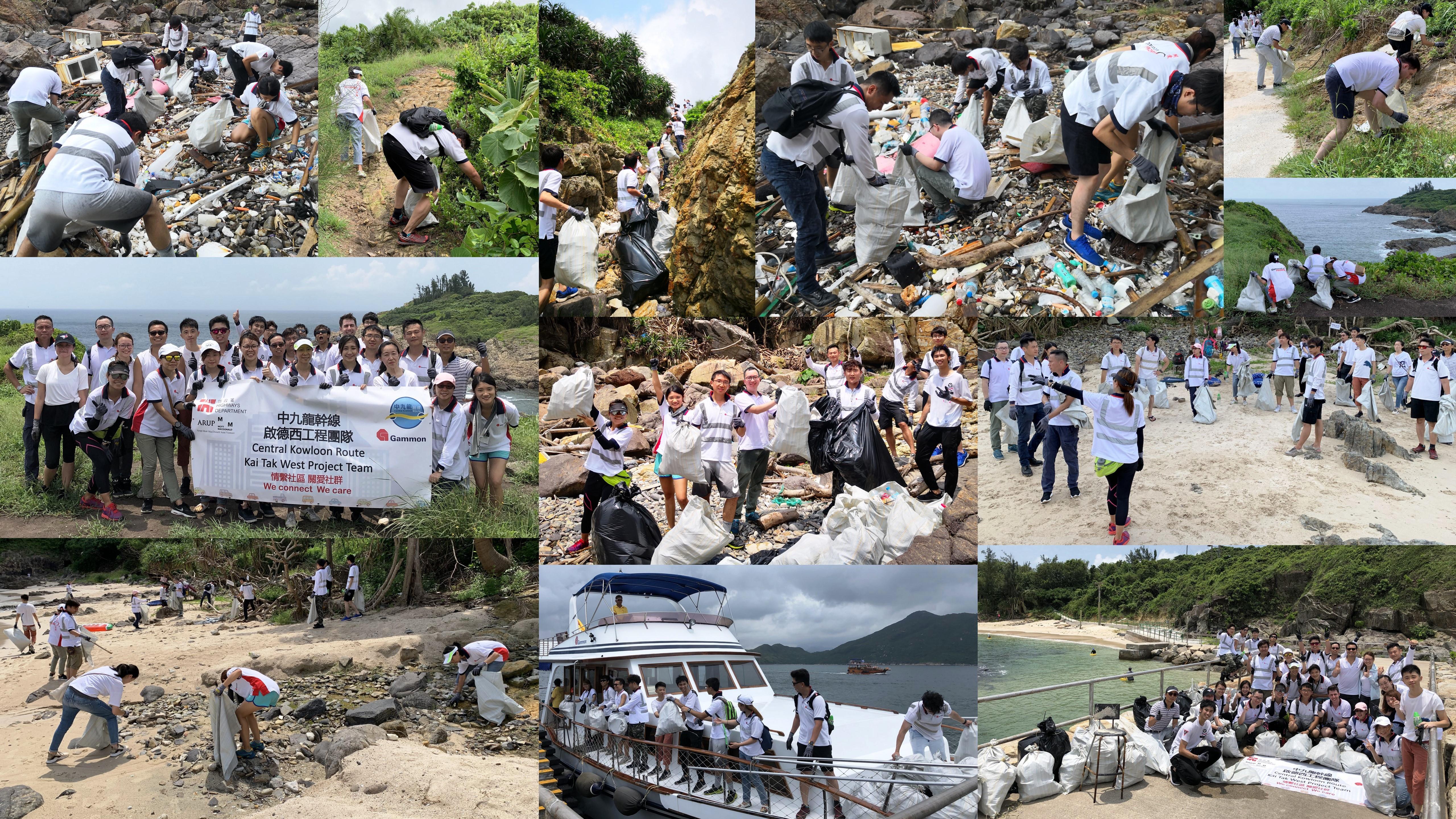 [義工] 金門—海岸清潔運動
