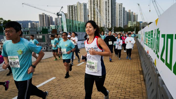 建造業開心跑暨嘉年華2020 - 10公里賽及3公里開心跑-059
