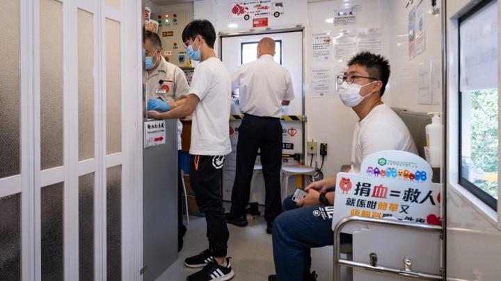 建造業捐血日2020 - 建造業零碳天地-024
