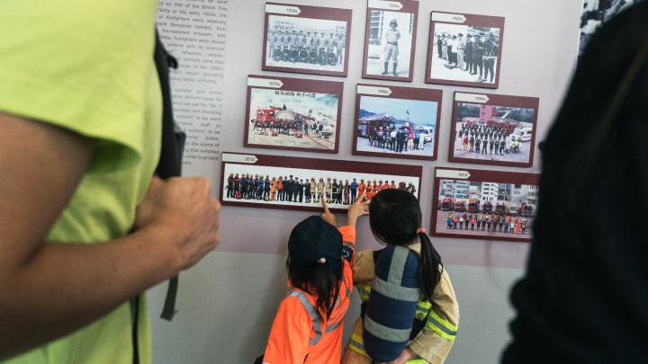 「消防及救護教育中心暨博物館」參觀-039