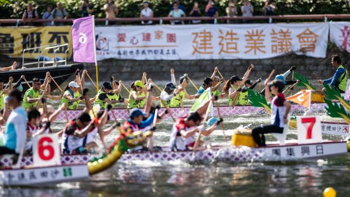 建造業議會魯班盃龍舟競賽2019-007