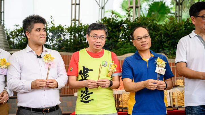 建造業議會魯班盃龍舟競賽2019點睛儀式-028