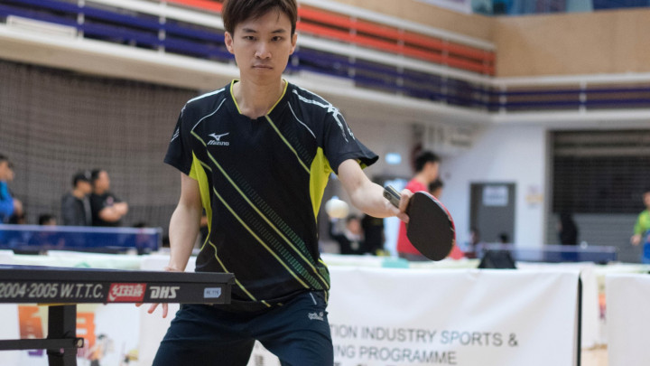 建造業乒乓球比賽2019-初賽-100
