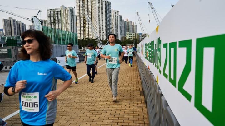 建造業開心跑暨嘉年華2020 - 10公里賽及3公里開心跑-060