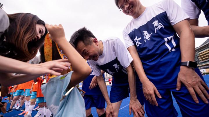 建造業五人足球同樂日2019—建造業關愛盃-191