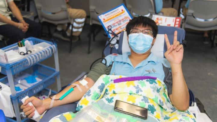 建造業捐血日2020 - 香港建造學院上水院校-041